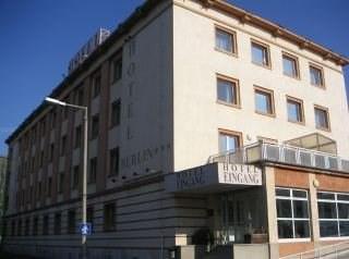 Hotel Berlin Budapest