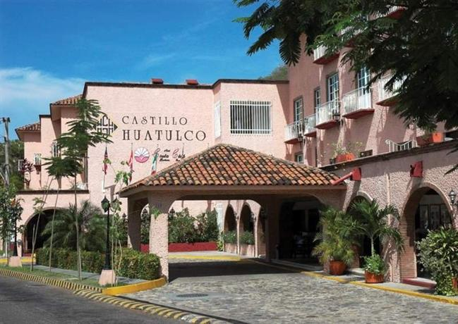 Hotel castillo huatulco santa cruz huatulco offerte in - Hotel castillo de ayud ...