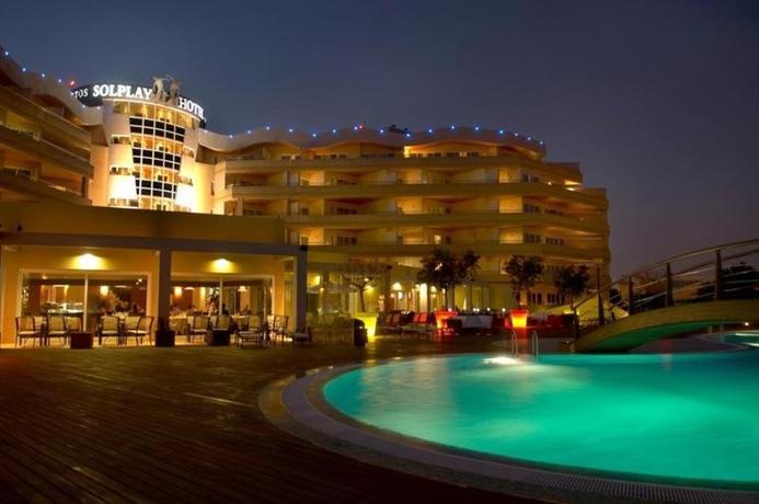 Solplay Hotel De Apartamentos Linda-a-Velha