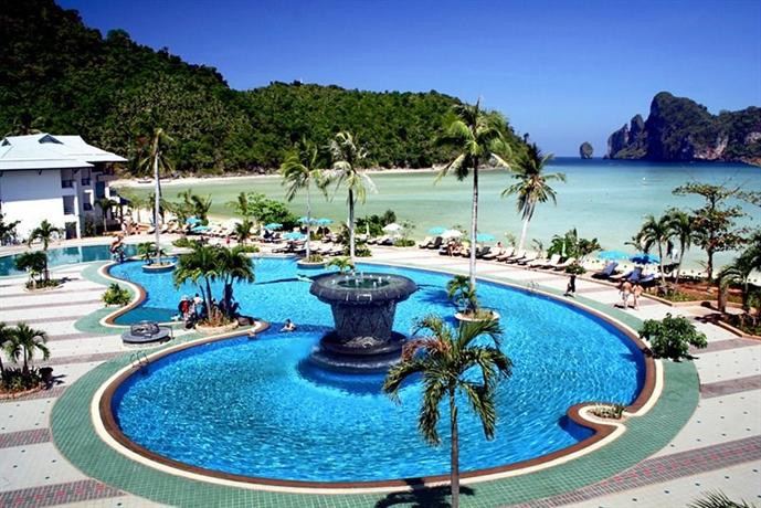 Phi phi island cabana hotel phi phi islands compare deals for Hotels ko phi phi