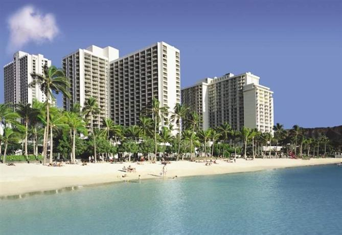 Waikiki Beach Marriott Resort Spa  Star