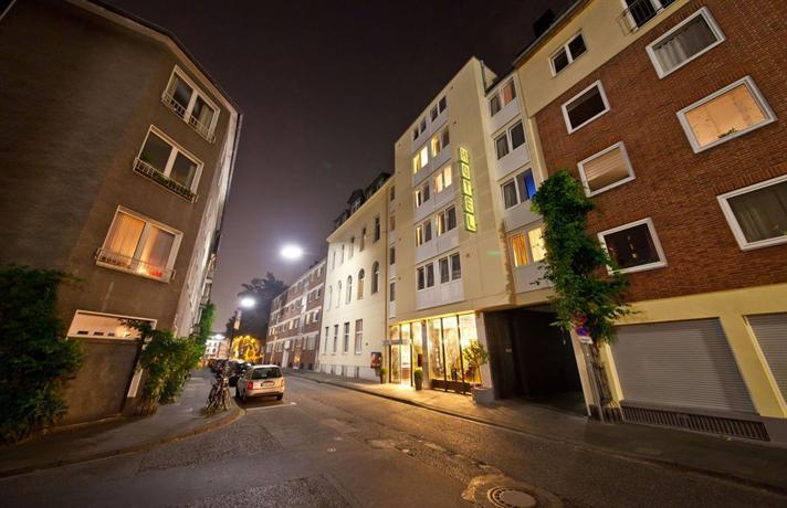 Novum Hotel Leonet Koln Altstadt