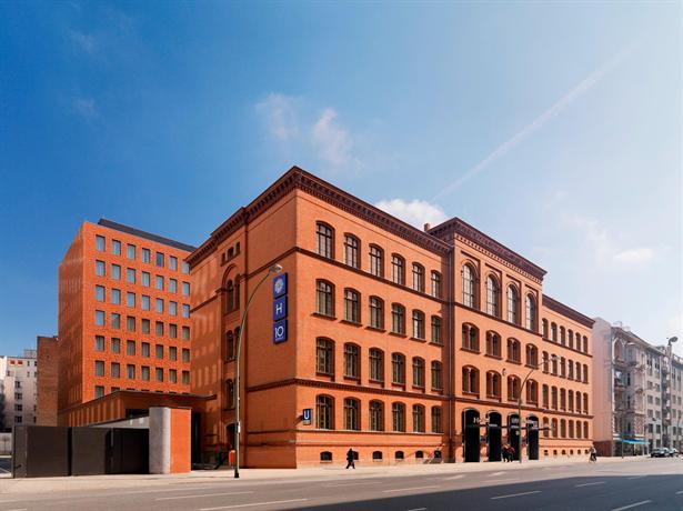 מלון הייץ' 10 ברלין קודאם צילום של הוטלס קומביינד - למטייל (1)