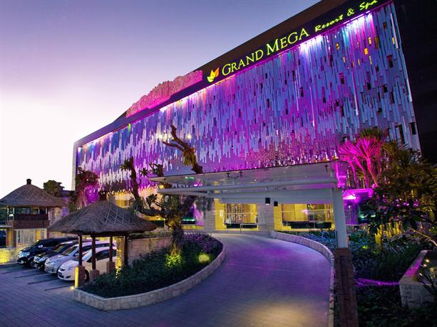 Grand Mega Resort  U0026 Spa Bali  Kuta