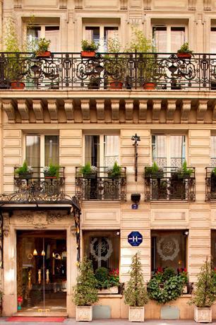 Hôtel Kleber Champs-Élysées Tour-Eiffel Paris