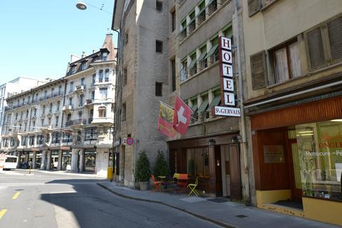 Hotel St-Gervais