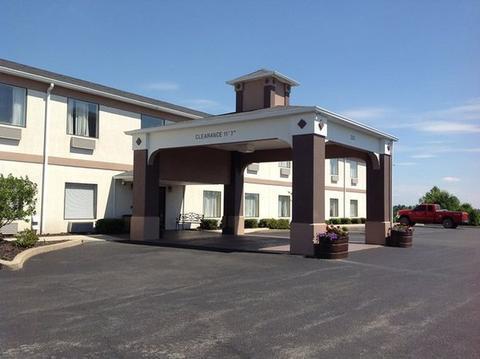 Best Western Inn Danville Kentucky