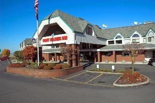 BEST WESTERN Pony Soldier Inn-Airport