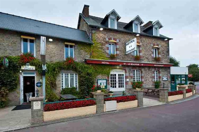 Hotel A Beauvoir Mont Saint Michel