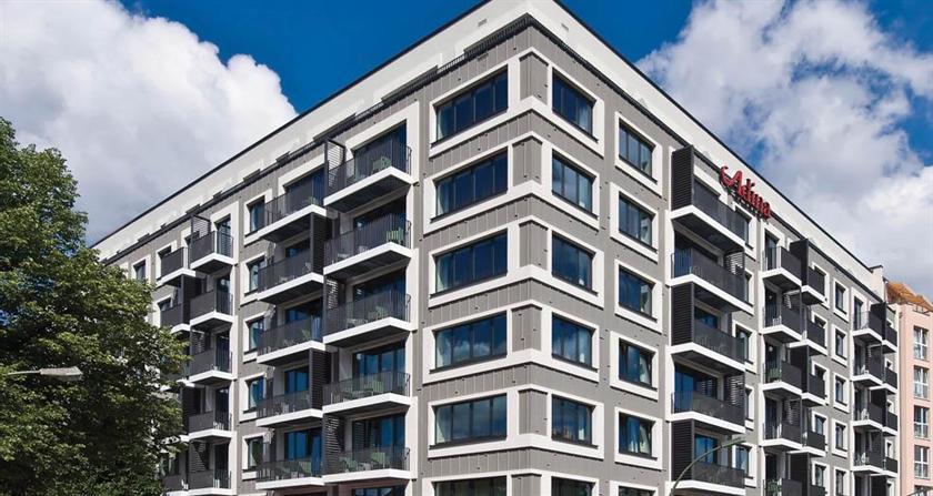 Adina Apartment Hotel Berlin Mitte