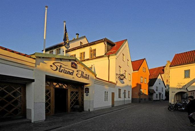 wisby strand hotell