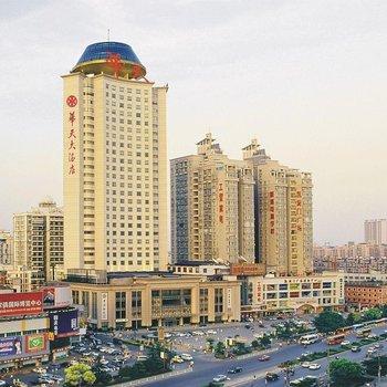 Triumphal Arch Huatian Hotel Wuhan