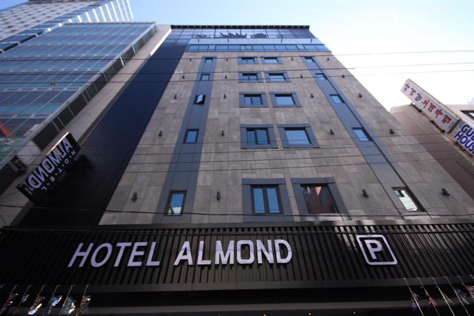 Hotel Almond Busan Station