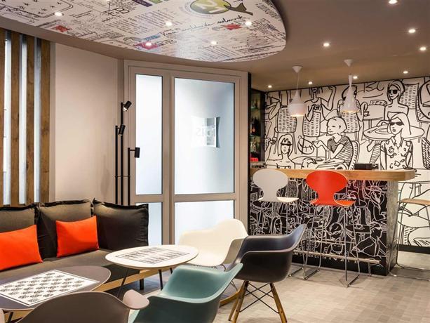 ibis paris p re lachaise comparez les offres. Black Bedroom Furniture Sets. Home Design Ideas