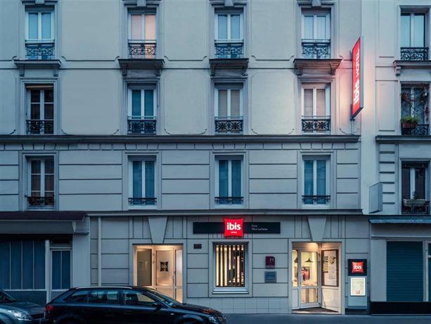 Hotel Ibis Rue Regnault Paris