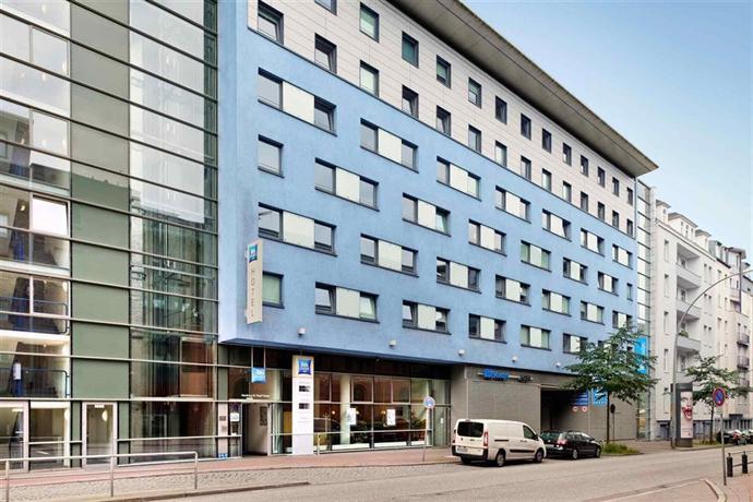 Etap St Pauli Hotel Hamburg