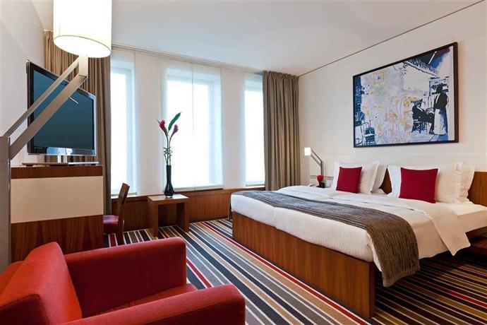 מלון סופיטל ברלין קודאם צילום של הוטלס קומביינד - למטייל (2)