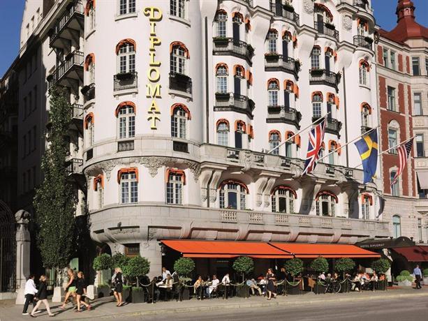 hotel diplomat stockholm compare deals. Black Bedroom Furniture Sets. Home Design Ideas