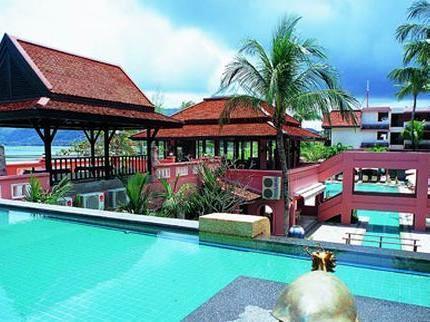 Seaview Patong Hotel Rooms