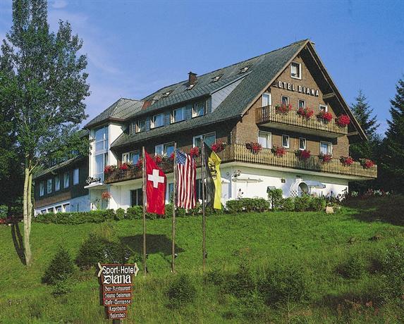 Hotel Diana Feldberg