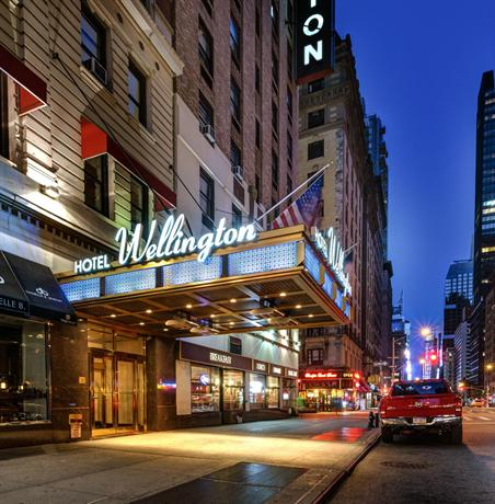 Wellington hotel new york city compare deals for New york hotels