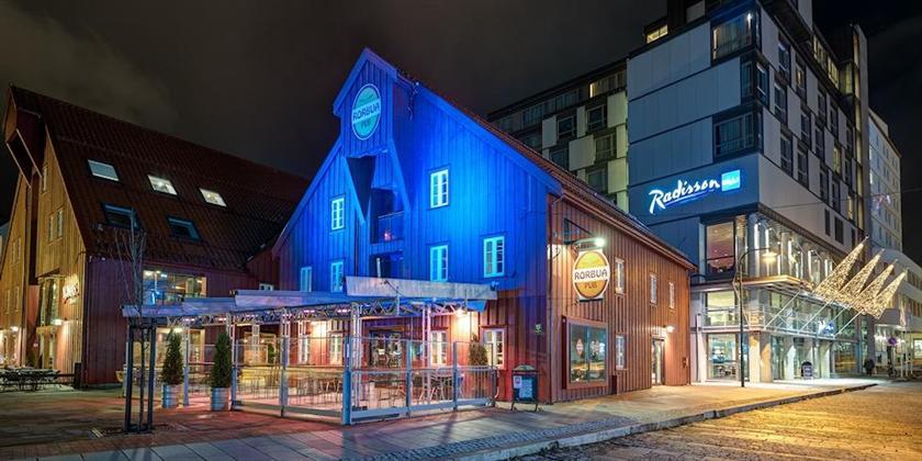 Radisson Blu Hotel Rooms