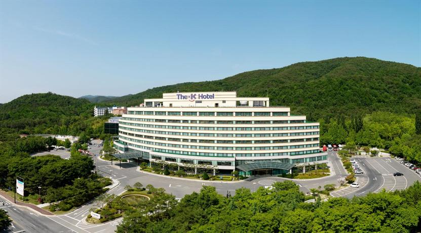 The K Hotel Gyeongju