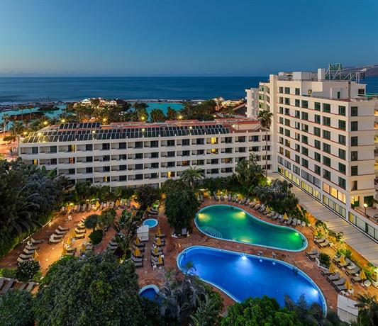 H Hotel Tenerife Puerto De La Cruz