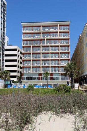 Myrtle Beach Oceanfront Atlantic Palms Hotel Suites Condos Compare Deals