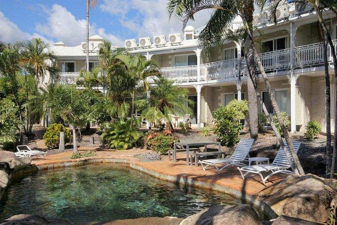 Colonial palms motor inn airlie beach offerte in corso for Colonial palms motor inn