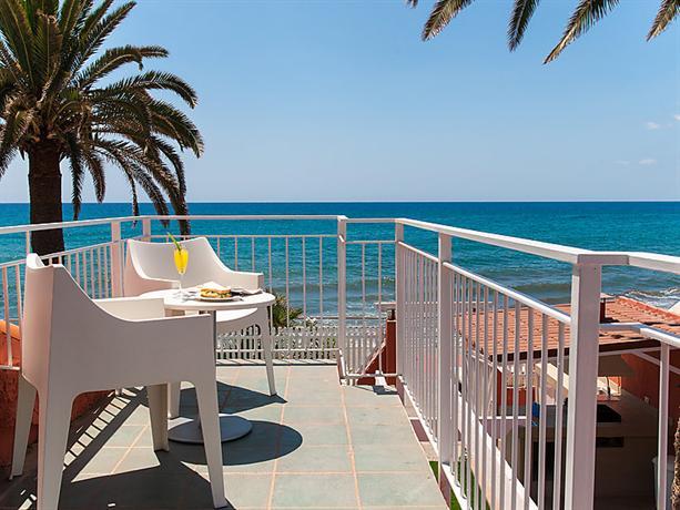 Maspalomas Beach Front Hotels