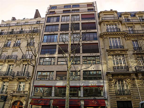 Interhome victor hugo paris compare deals - Hotel victor hugo paris 16 ...