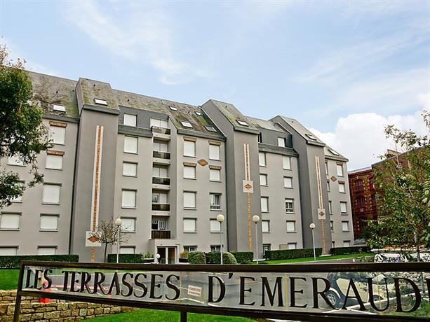 Interhome - Terrasses d'Emeraude