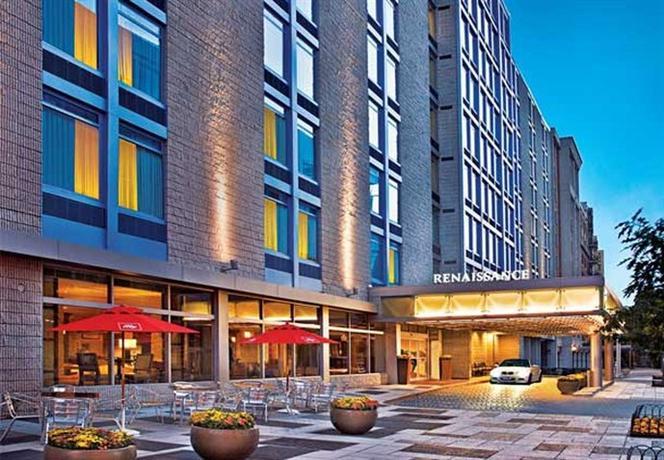 Hotel Dupont Valet Parking