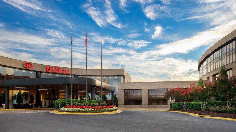 hilton washington dulles airport floris compare deals. Black Bedroom Furniture Sets. Home Design Ideas