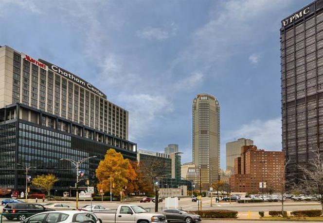Marriott Pittsburgh City Center Compare Deals