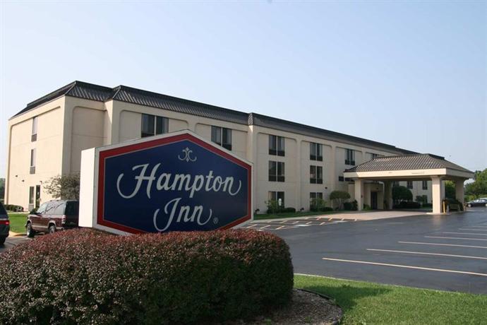 Hampton Inn Chicago Elgin / I-90