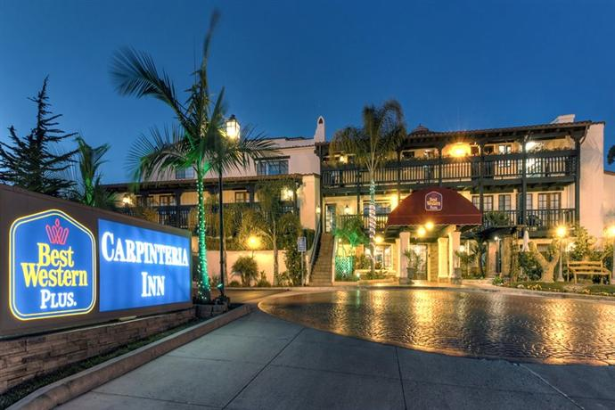 Best Western Plus Carpinteria Inn