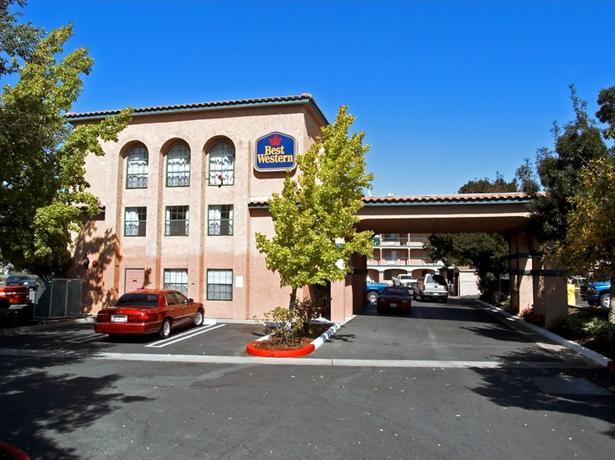 About Best Western Heritage Inn Antioch California