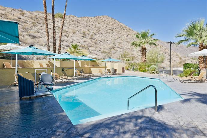 Best Western Inn At Palm Springs Compare Deals