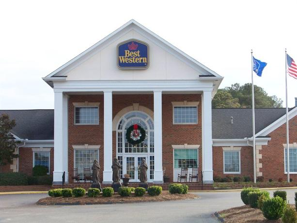 BEST WESTERN White Columns Inn
