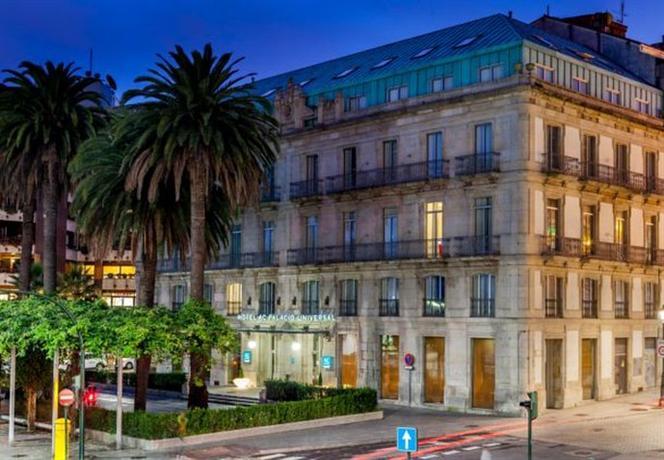AC Hotel Palacio Universal A Marriott Luxury & Lifestyle Hotel Отель Ак Паласио Универсал Бай Марриотт