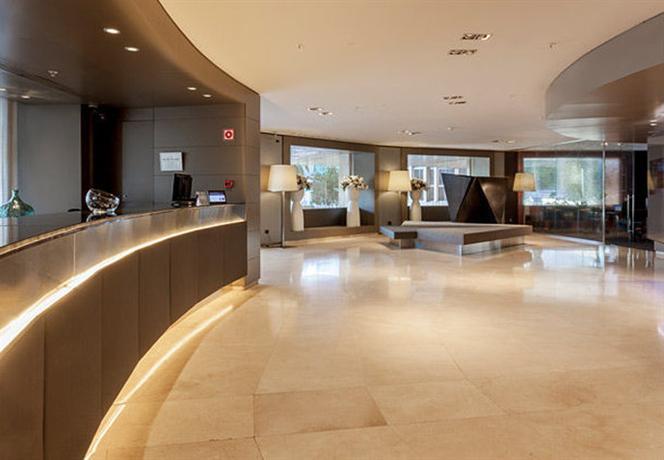 AC Hotel Gran Canaria A Marriott Luxury & Lifestyle Hotel Отель Ак Гран-Канария Бай Марриотт