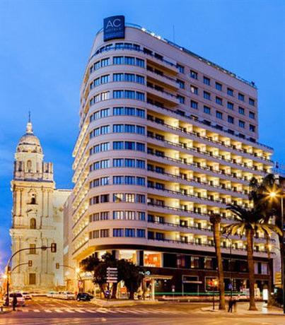 AC Hotel Malaga Palacio A Marriott Luxury & Lifestyle Hotel Отель Ак Малага Паласио Бай Марриотт