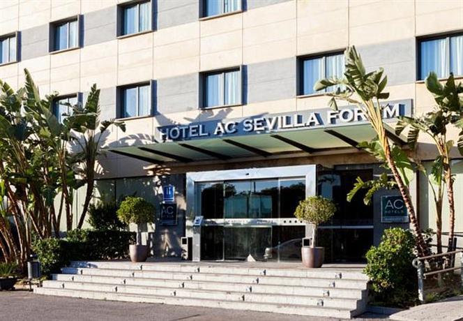 AC Hotel Sevilla Forum A Marriott Luxury & Lifestyle Hotel