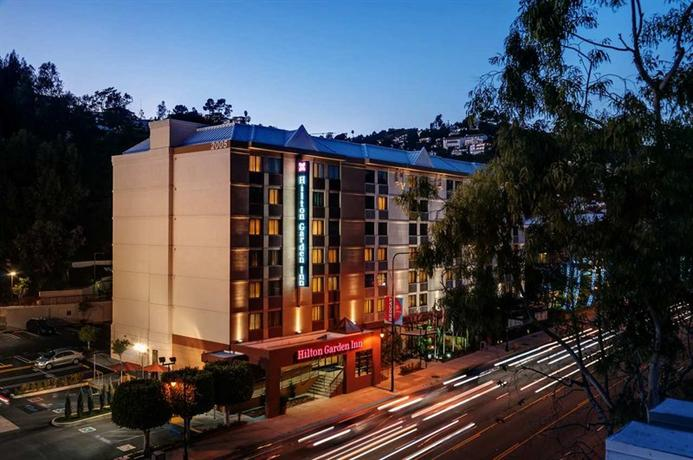 Hilton Garden Inn Los Angeles Hollywood