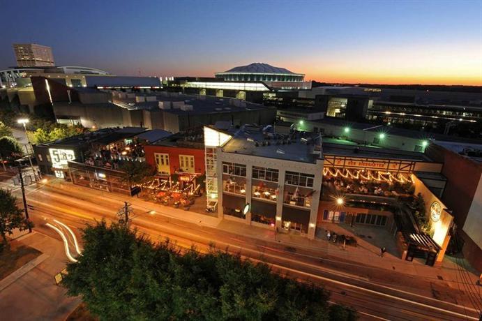 Embassy Suites Atlanta Centennial Olympic Park
