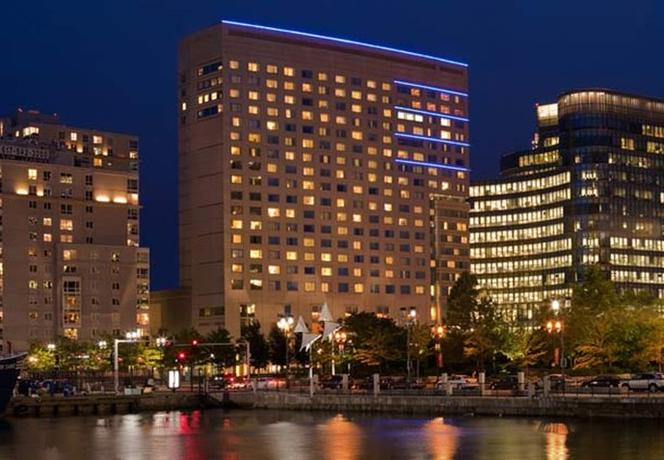 Renaissance Boston Waterfront Hotel A Marriott Luxury & Lifestyl