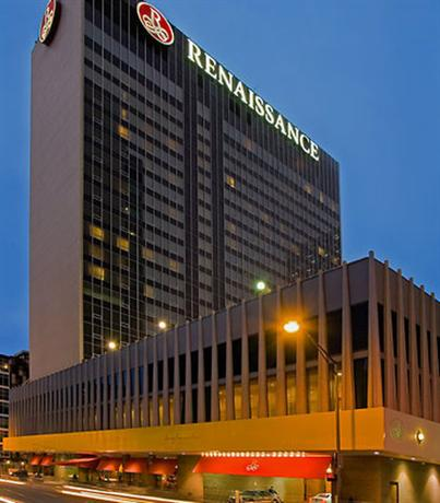 Renaissance Columbus Downtown Hotel A Marriott Luxury & Lifestyl