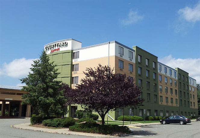 Courtyard by Marriott Rockaway - Mt Arlington
